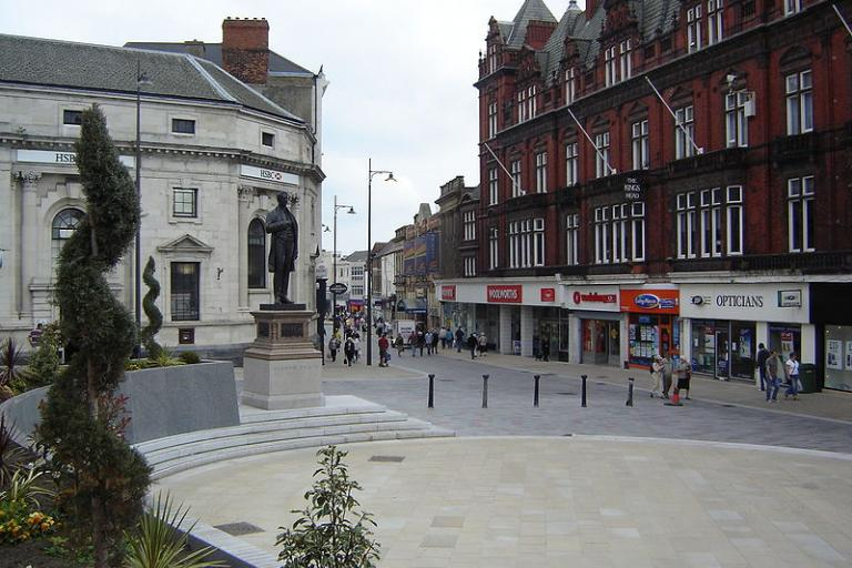Darlington town centre, pic Adam Brookes.jpg