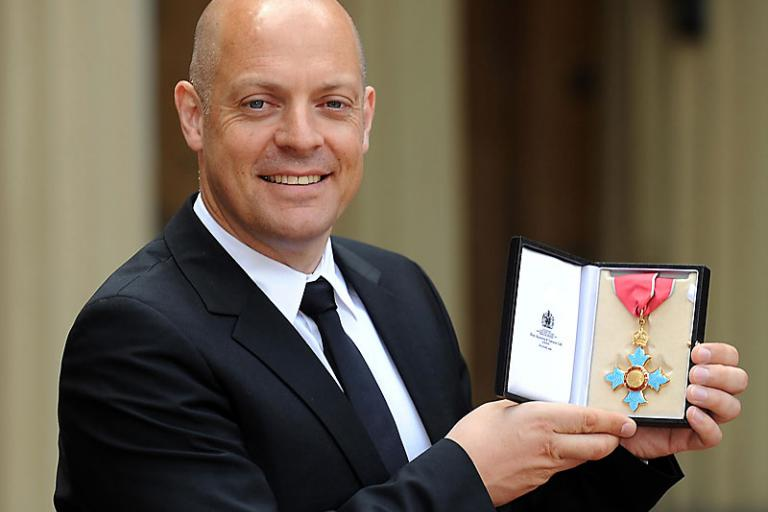 Dave Brailsford © Press Association