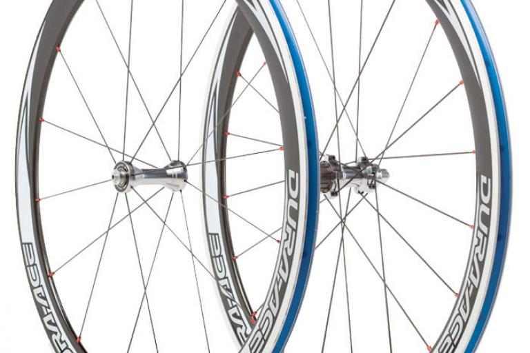 Shimano WH7850 50mm Carbon Clincher wheelset