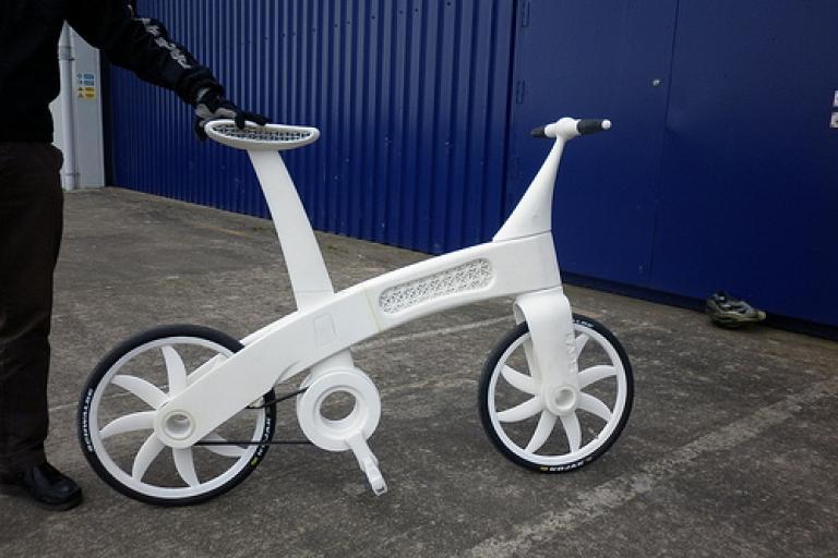 Nylon bike, Bristol Aerospace Innovation Centre