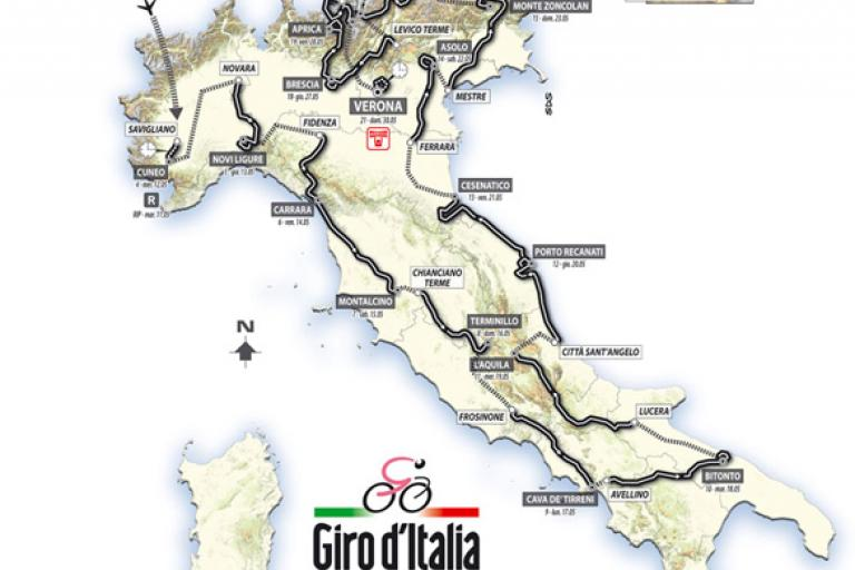 Giro d'Italia 2010 route.jpg