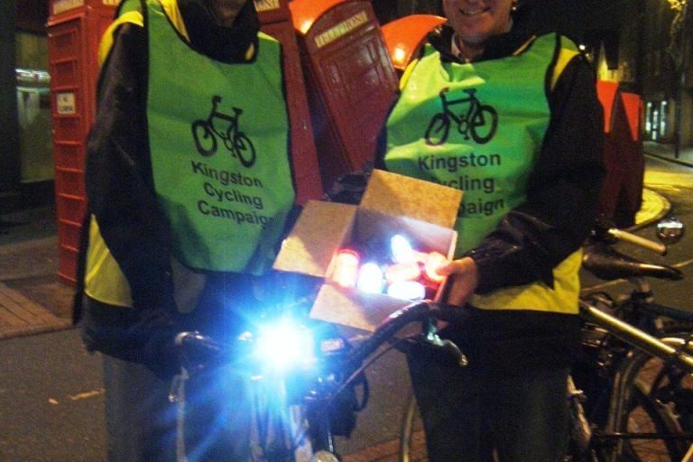 Kingston Cycling Campaign's John Dunn and Derek Underwood.jpg