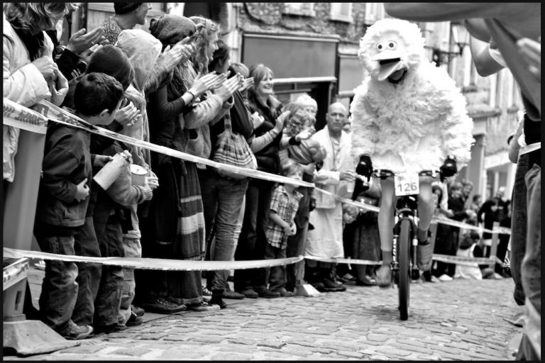 Frome Cobble Wobble - Big Bird