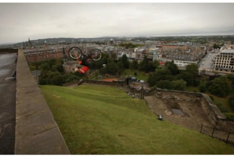 Danny MacAskill Way Back Home grab