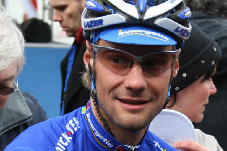 Tom Boonen, Het Volk 2007 © DarkSideX [Wiki Commons]