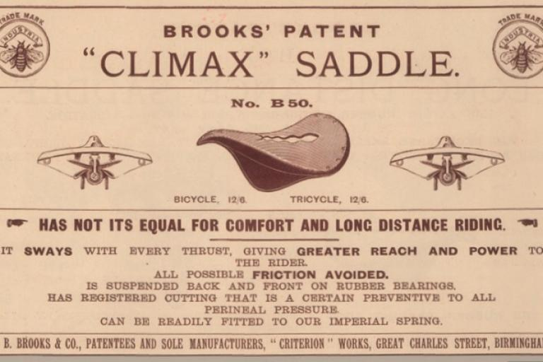 Brooks Climax poster