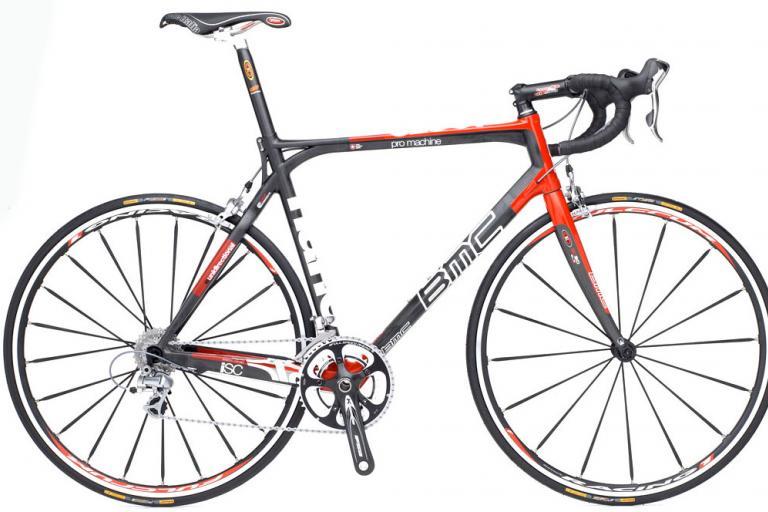 BMC SLC-01 2010 road bike