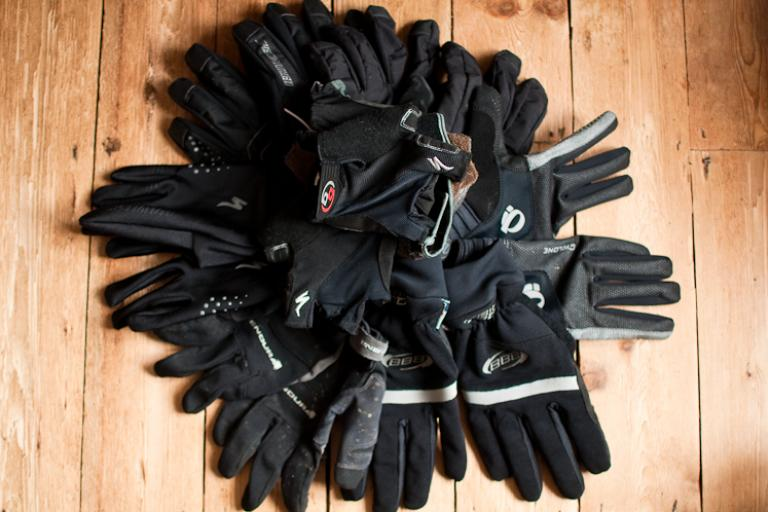 Glove collection