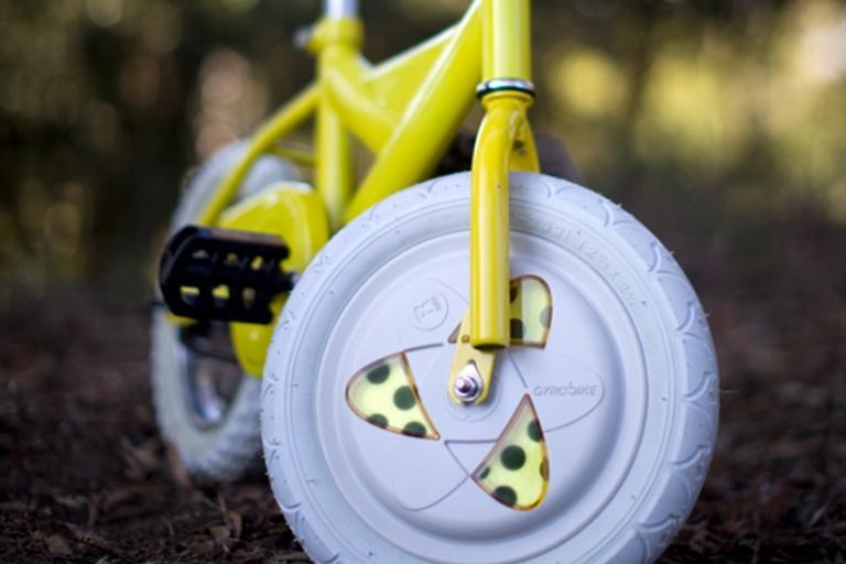 Gyrobike wheel