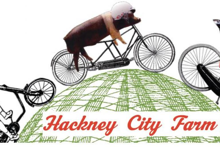 Hackney City Farm logo