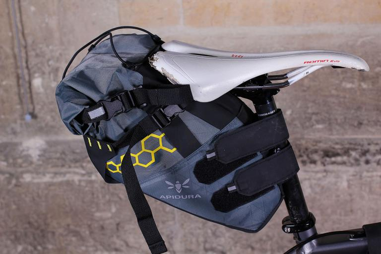 Review Ortlieb Vario Pack Road Cc