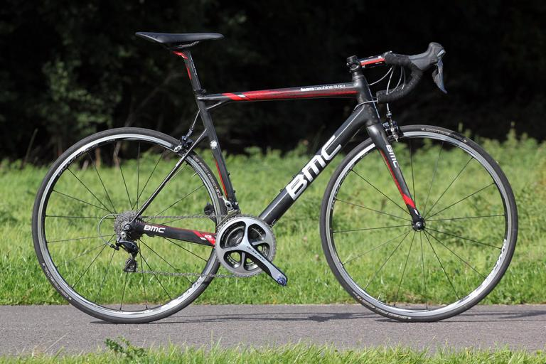 BMC Team Machine SLR01 - full bike