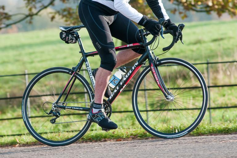 Battaglin S11 - riding 1