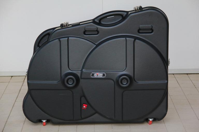 Scicon Aerotech Evolution bike hard case - closed