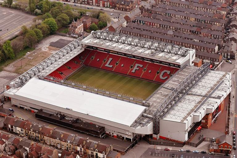 Anfield (CC BY-ND 2.0 licensed Airviews Photography:Flickr)