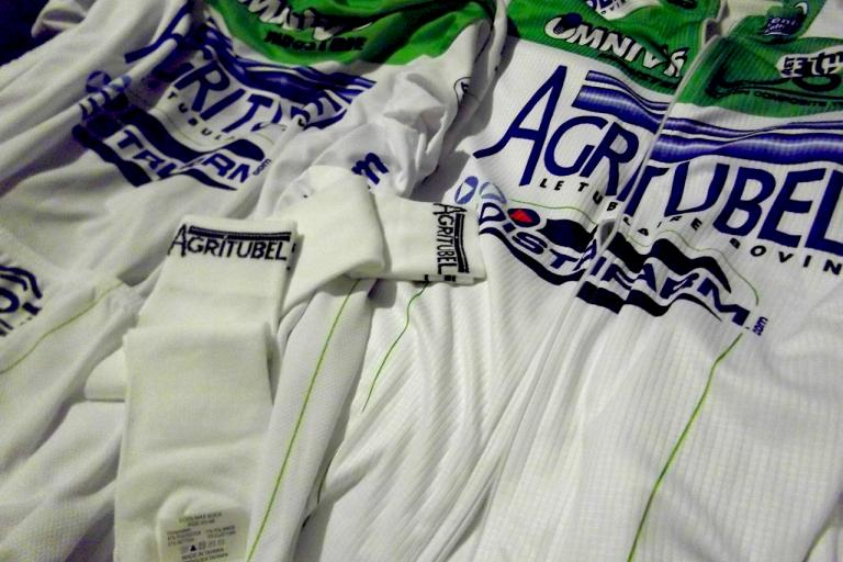 Agritubel Team Kit