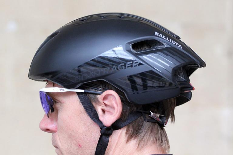 Review Bontrager Ballista Helmet Road Cc