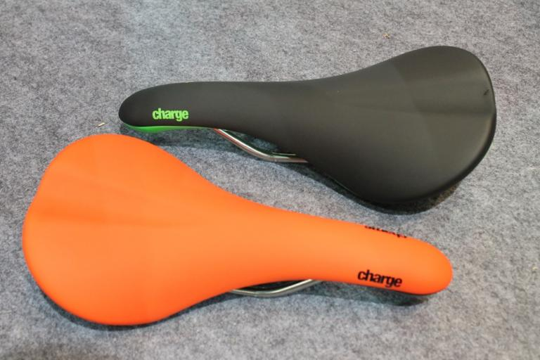 Charge Scoop saddles