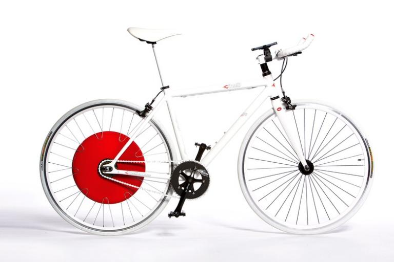 Copenhagen wheel - side