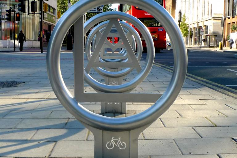 Cyclehoop Lambeth 1