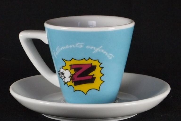 Retro Team Espresso Cups 4