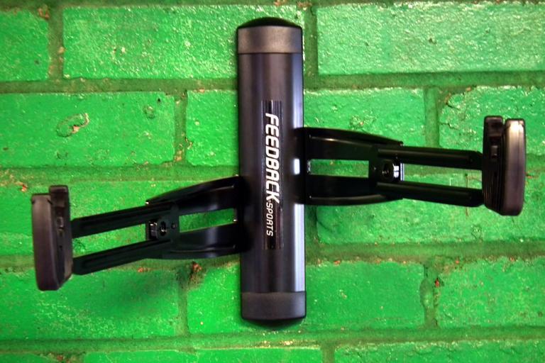 Review Gearup Oakrak Floor To Ceiling 2 To 4 Bike Rack