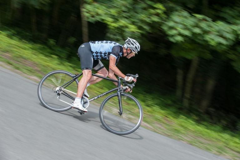 Kinesis Aithein - Jo descending (Geoff Waugh Photos