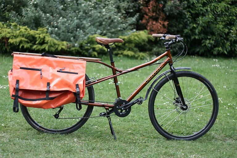 Kona Ute full bike and bag