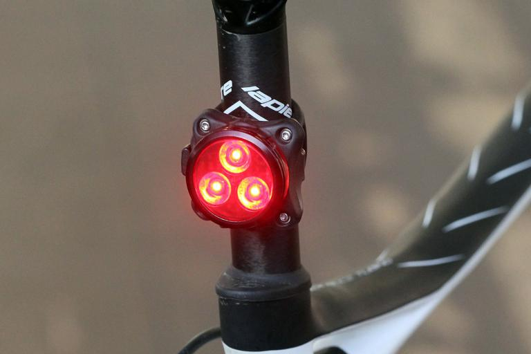 Lezyne Zecto Auto rear light