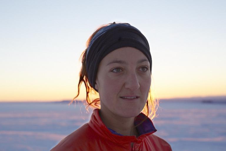 Maria Leijerstam (© whiteicecycle)