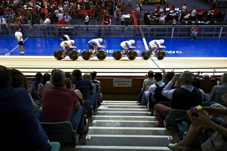 2013 Track World Cup Manchester (copyright British Cycling)