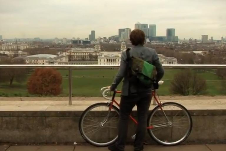Andreas from London Cyclist Thomas Cook YouTube clip