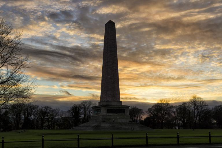 Another large Irish erection, Dublin's Wellington Monument (CC licensed image by Miguel Mendez:Flickr)