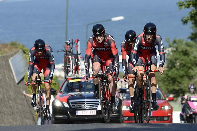 BMC Racing Giro 2013 TTT (photo Fabio Ferrari, LaPresse-RCS Sport)