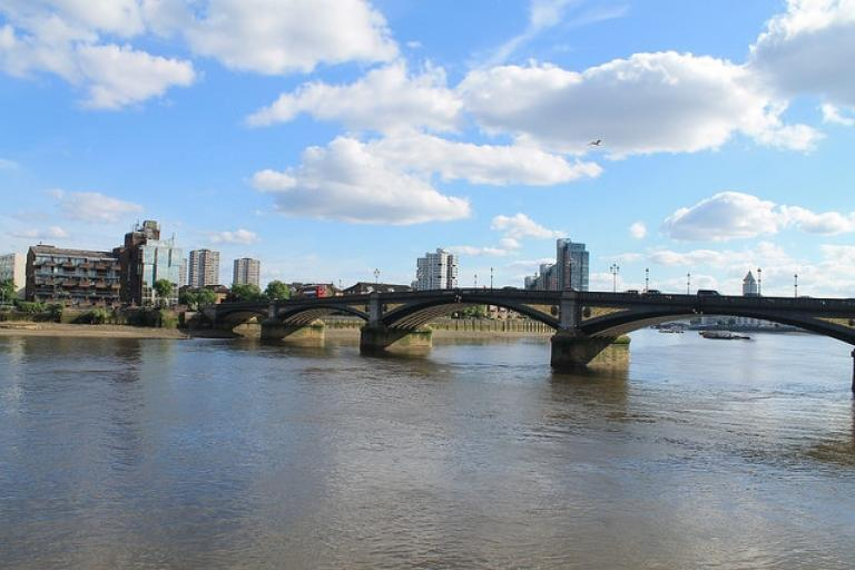 Battersea Bridge (CC licensed by Michael O'Donnabhain on Flickr)