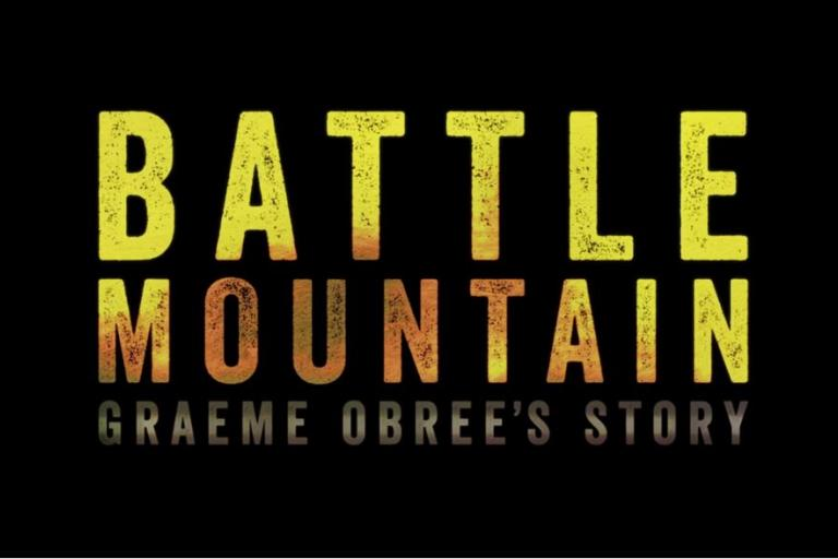 Battle Mountain - Graeme Obree's Story title card