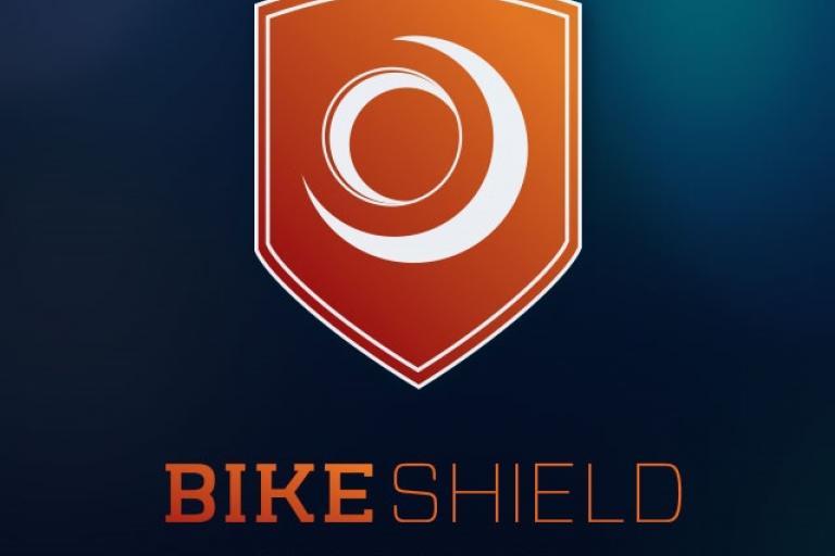 BikeShield logo