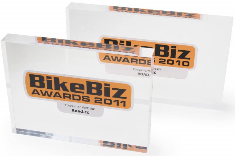 Bikebiz award 2011