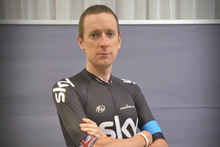 Bradley Wiggins Fight For Pink