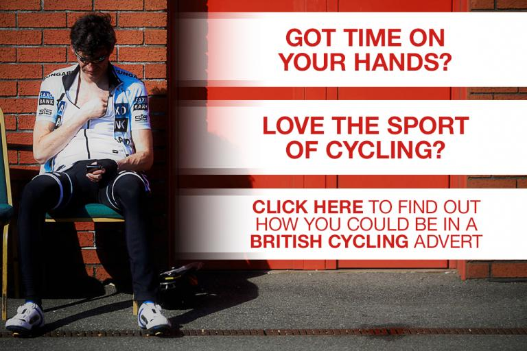 British Cycling video ad
