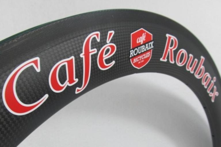 Cafe Roubaix carbon rim