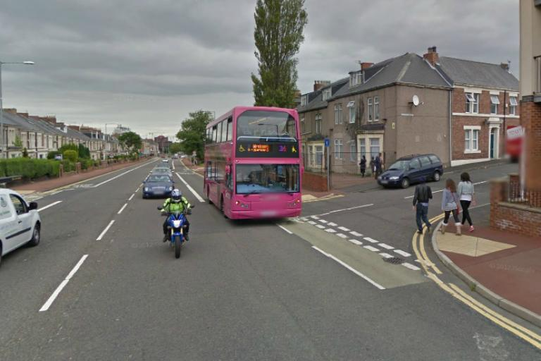 Camborne Place and Durham Road, Gateshead © Google Streetview.png