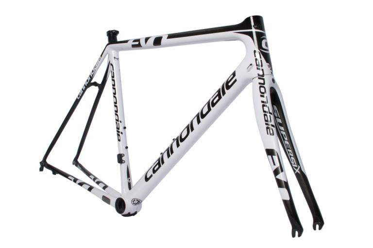 Cannondale SuperSix Evo frameset