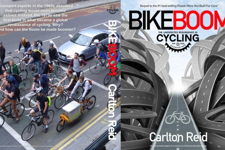 CarltonReid Bike Boom cover