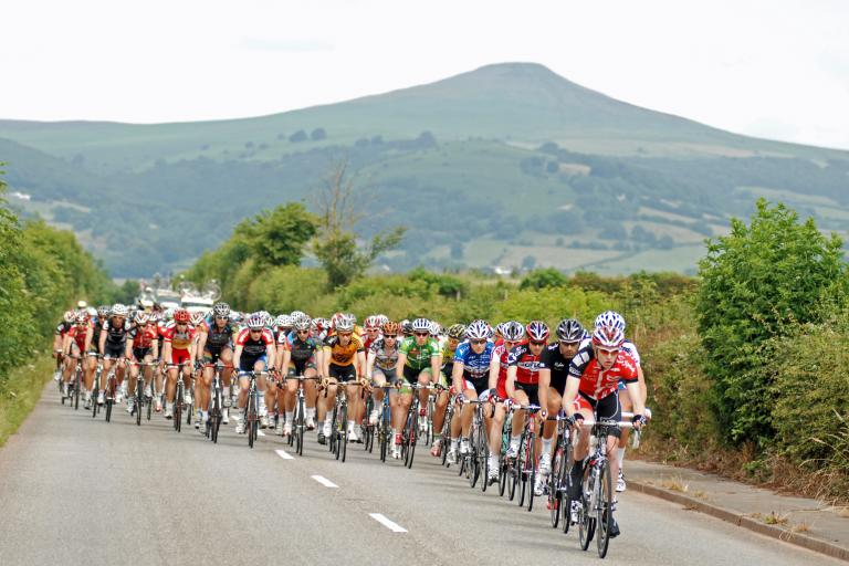 Challenging Monmouthshire terrain beckons sportive riders and pros alike