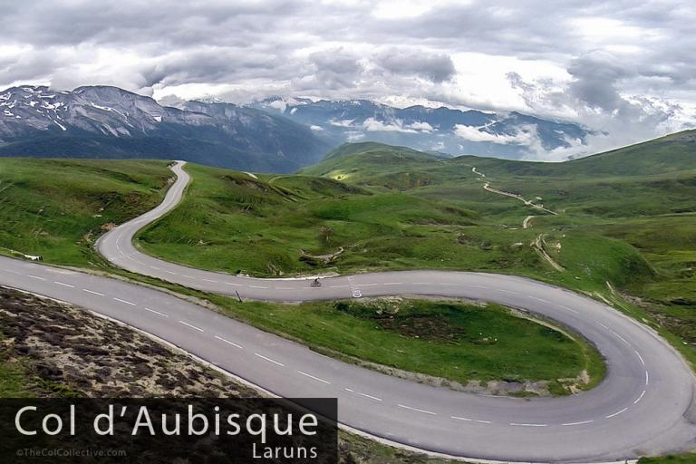 Col d'Aubisque (picture courtesy The Col Collective)
