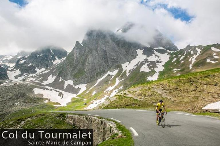 Col du Tourmalet (picture courtesy The Col Collective)