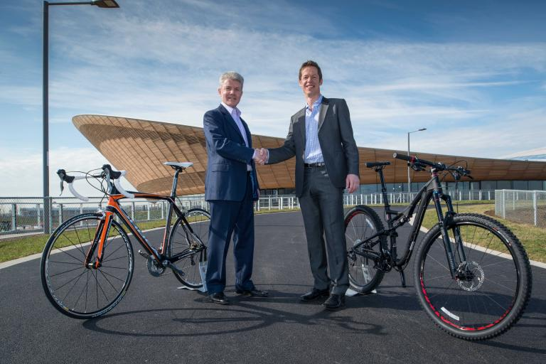 Cycle Surgery opening at Lee Valley VeloPark