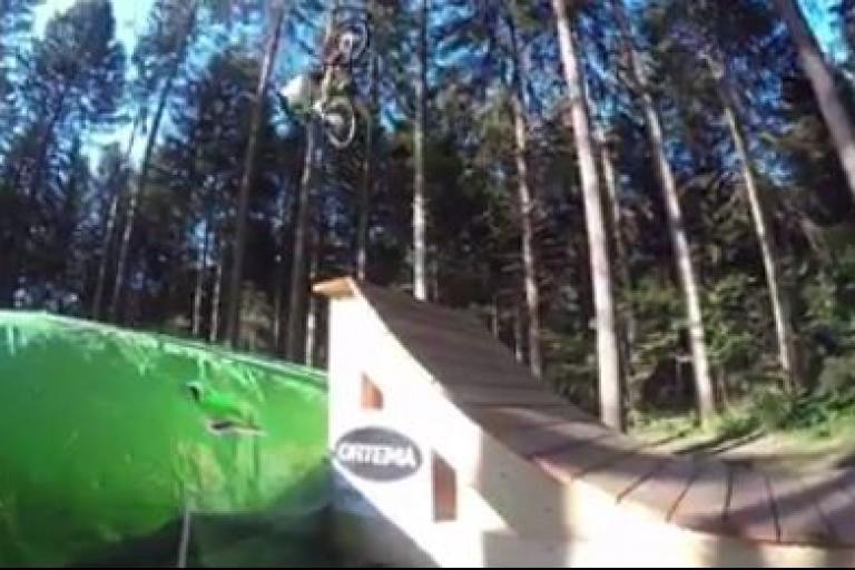 Danny MacAskill Austria video still