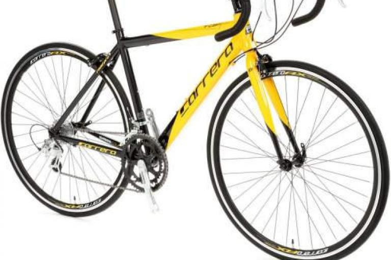 Derbyshire Constabulary fatality appeal Aug 2014 - Carrera bike